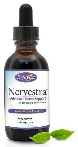 Nervestra advanced nerve support bottle